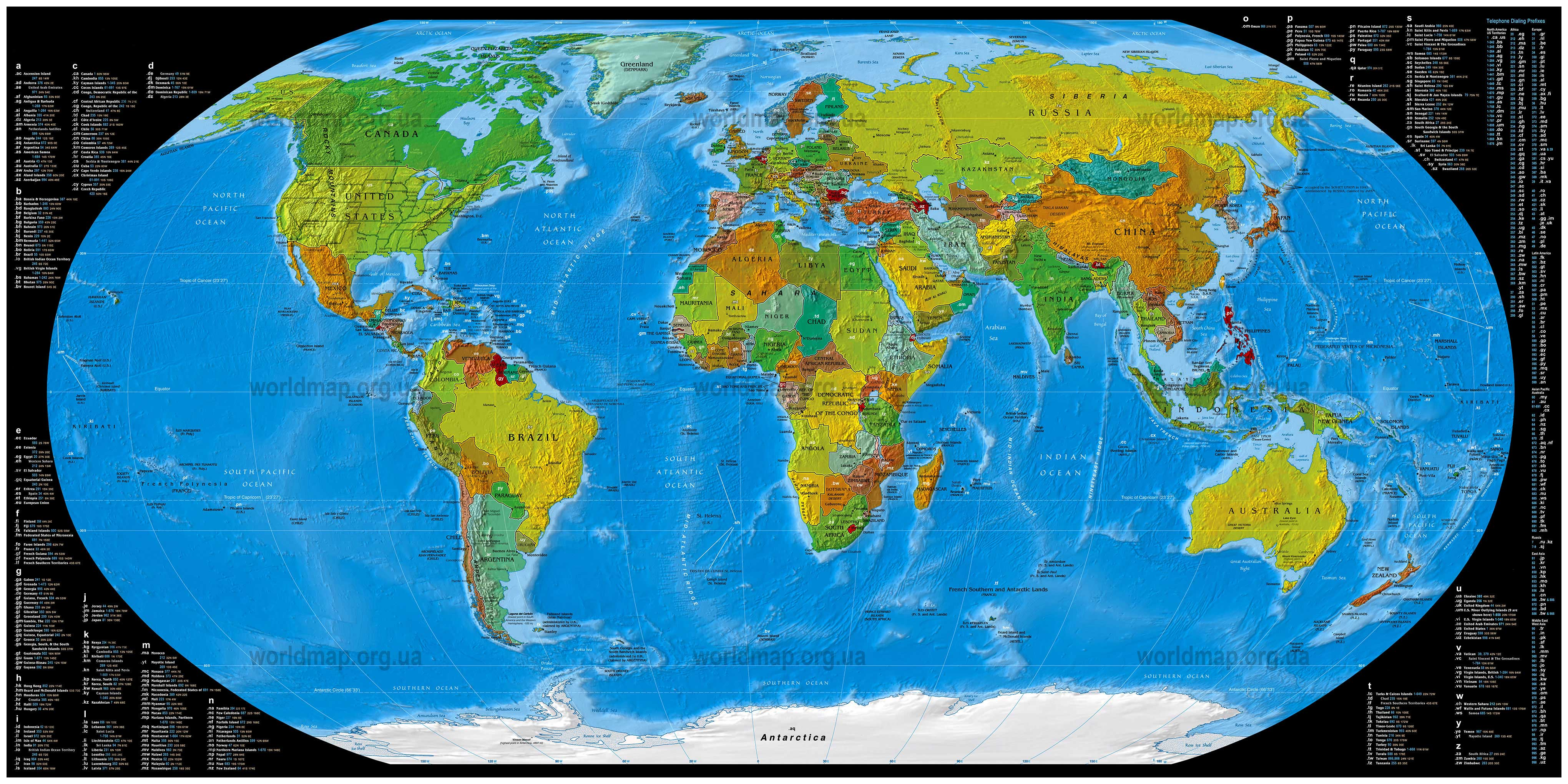 World Political Map moreover High Resolution World Map With Countries ...